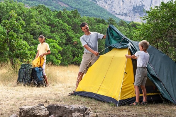 Best Family Tent Reviews: 5 Tents for Weekend Bonding in 2017