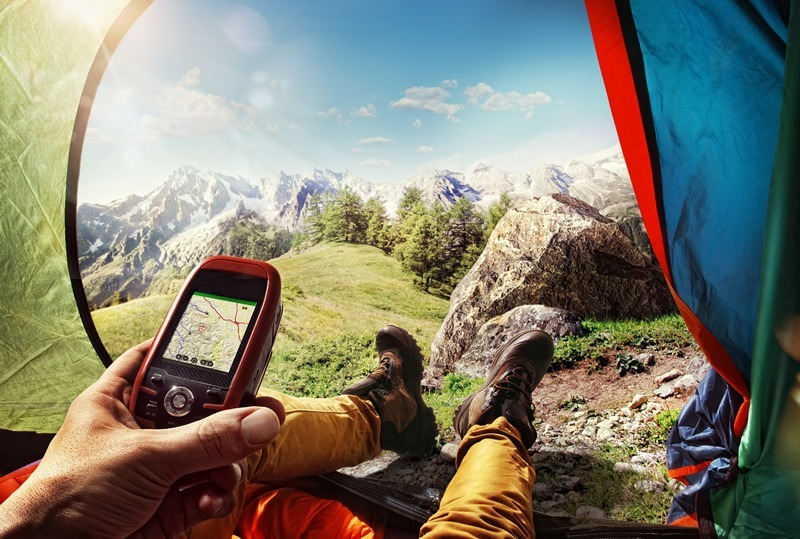 Best Handheld GPS Reviews The 5 Best Handhelds for Adventuring