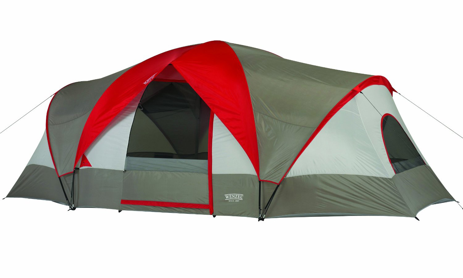 5 Of The Best 10 Person Tent Reviews For 2018
