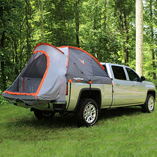 With this standard truck bed tent in tow you can now pull off the road whenever you wish to rest or sleep through the night. Itu0027s remarkably easy to set up ... & 3 Of The Best Truck Bed Tents Reviewed For 2018