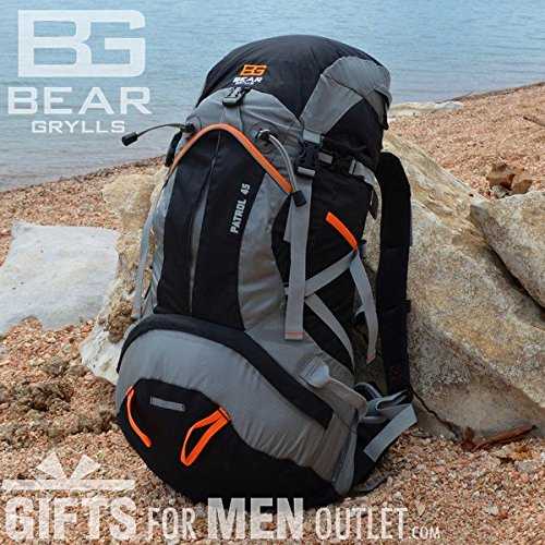 Best Bear Grylls Backpack for Camping & Hiking