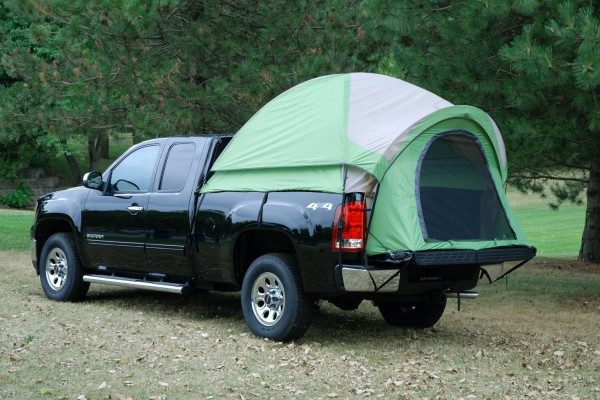5 Easy To Fit Truck Bed Tents Reviewed