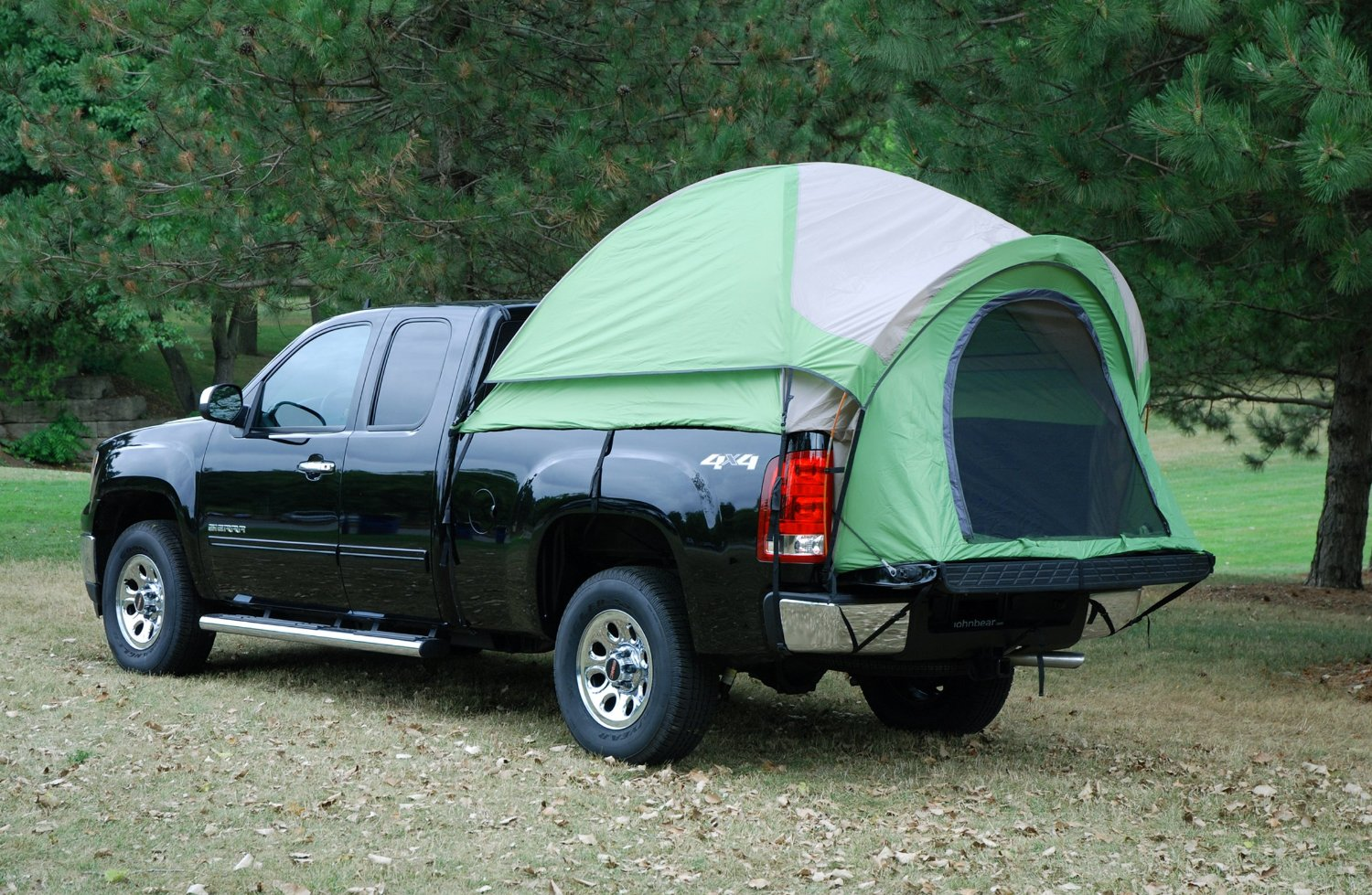3 of the best truck bed tents reviewed for 2017
