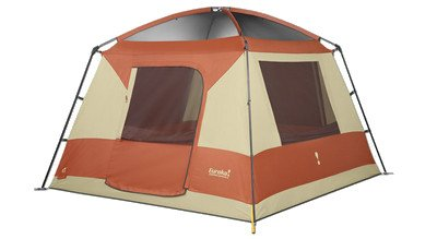 This is a large tent that can sleep up to six people. It has a big door in the front as well as large windows on both sides of the tent ...  sc 1 th 166 & The Best Eureka Tents For Camping This Year