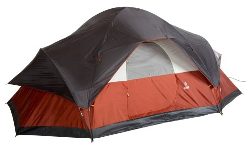 This large 4 season tent comes in three different colors red blue and black. Since it is designed to sleep eight people there is plenty of room inside it ...  sc 1 th 176 & The Best Four Season Winter Tents For 2017
