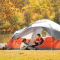 Coleman winter tent