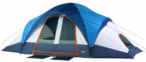 Mountain Trails Grand Pass Tent u2013 Light and airy with plenty of room and storage space  sc 1 st  Tent Buying Guide & 5 Of The Best Large Camping Tents For 2017 Reviewed