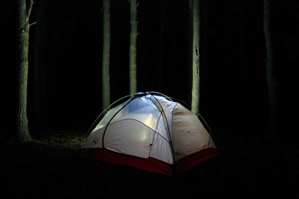 Camping Alone: A Guide to Solo Camping