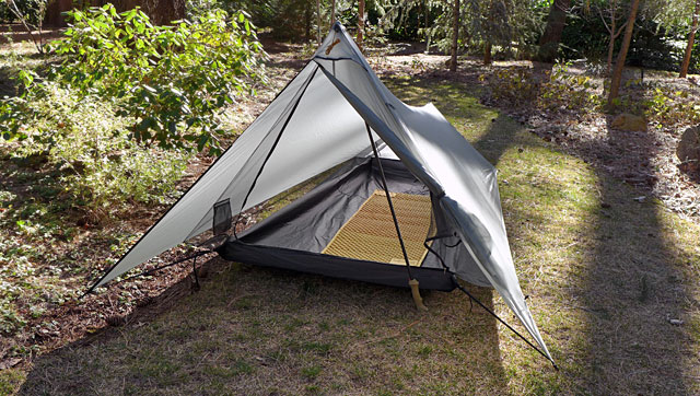 A tarp tent : one person backpacking tents - memphite.com