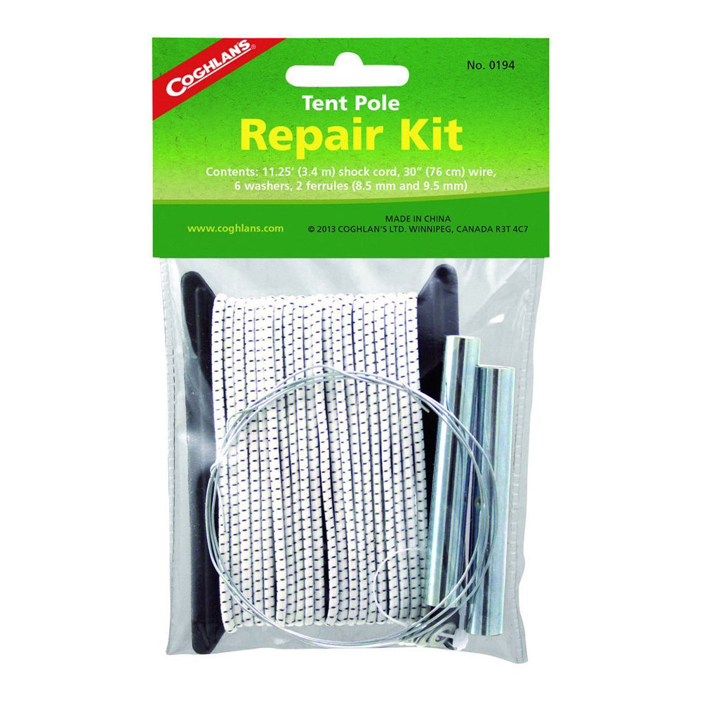 Coghlanu0027s Tent Pole Repair Kit  sc 1 st  Tent Buying Guide : tents with air conditioning hole - memphite.com