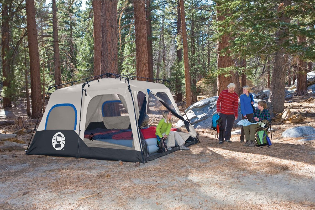 & 5 Of The Best Large Camping Tents For 2017 Reviewed