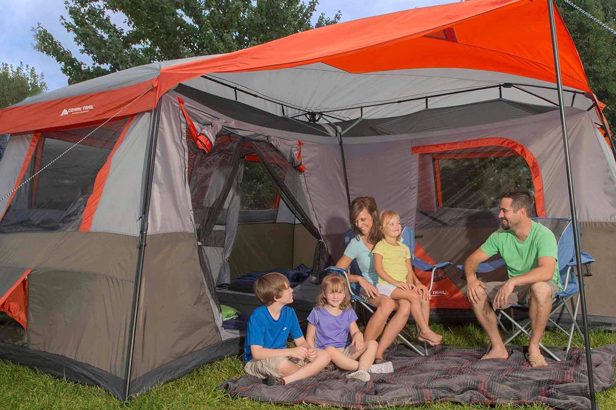 Ozark trail tents blog header & 7 Of The Best Ozark Trail Tents Reviews For The 2018 Camping Season