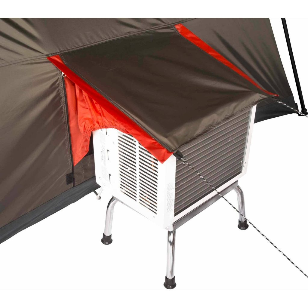 Ozark Trail Tent with ac port
