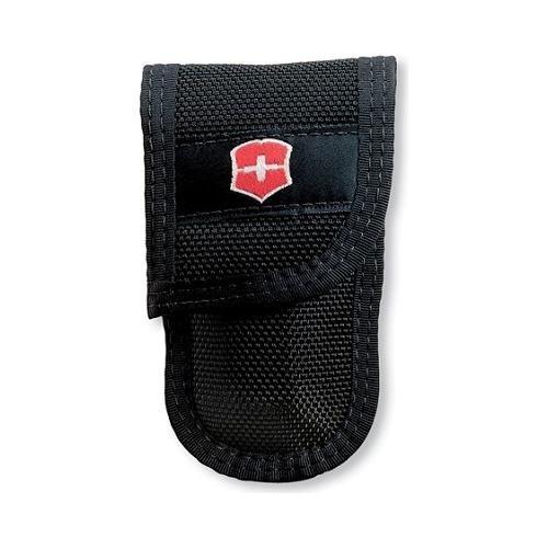 Black Swiss Army Belt Pouch