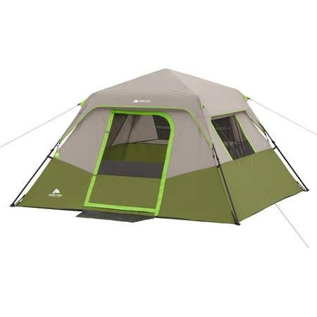 Ozark Trail 6 Person Instant Cabin Tent u2013 This tent suits families and has a great mix of features  sc 1 st  Tent Buying Guide & 7 Of The Best Ozark Trail Tents Reviews For The 2018 Camping Season