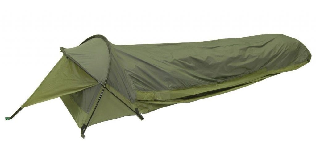 Breathable 1 person bivy sack