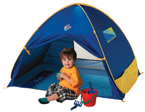 Schylling Infant UV Playshade u2013 Waterproof with good UV protection  sc 1 st  Tent Buying Guide & Best Baby Beach Tent For A Summer Vacation - 4 To Protect Your Baby