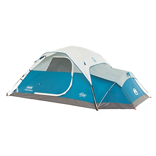 Coleman Juniper Lake Tent u2013 A good value tent for couples with a pet  sc 1 st  Tent Buying Guide & The Best 4 Person Tent For 2018 - 5 Reviewed For A Weekend Trip