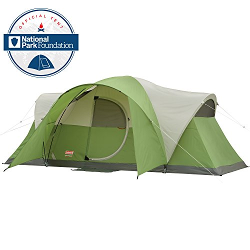 Coleman Montana 8-Person Tent u2013 a tent designed for adventure  sc 1 st  Tent Buying Guide & Best 8 Person Tent For Group or Family Camping: 8 Person Tent Reviews