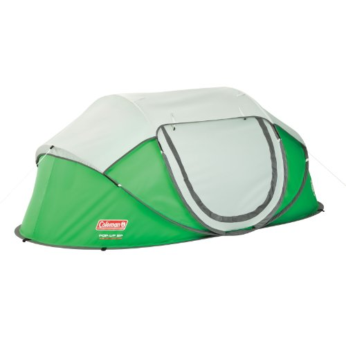 b7324fa3dce Coleman 2 Person Pop-Up Tent – Superb setup time but barely fits two people