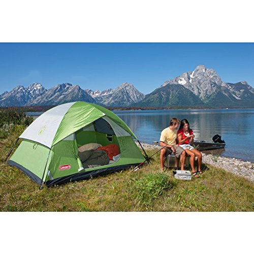 Sundome 4 Person Tent u2013 A nicely priced tent for light use during warmer seasons  sc 1 st  Tent Buying Guide & The Best 4 Person Tent For 2018 - 5 Reviewed For A Weekend Trip