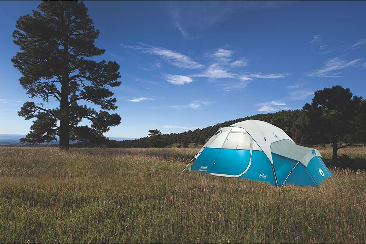 & The Best 4 Person Tent For 2018 - 5 Reviewed For A Weekend Trip