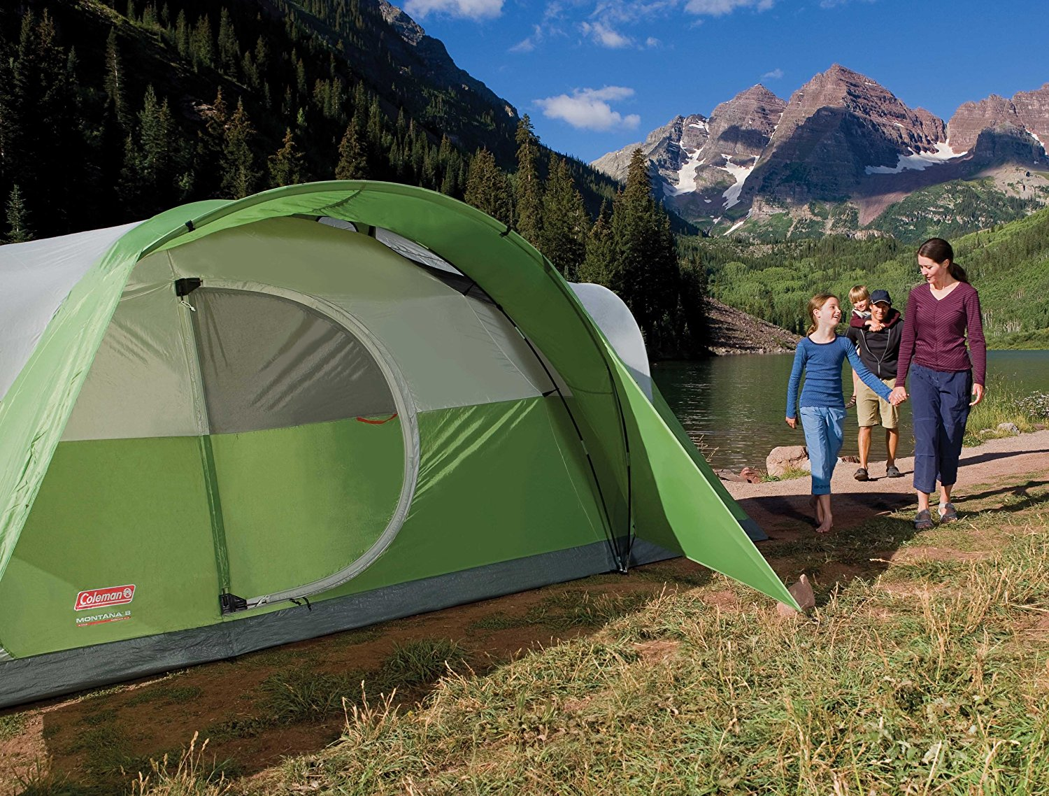 Best 8 Person Tent For Group Or Family Camping 8 Person