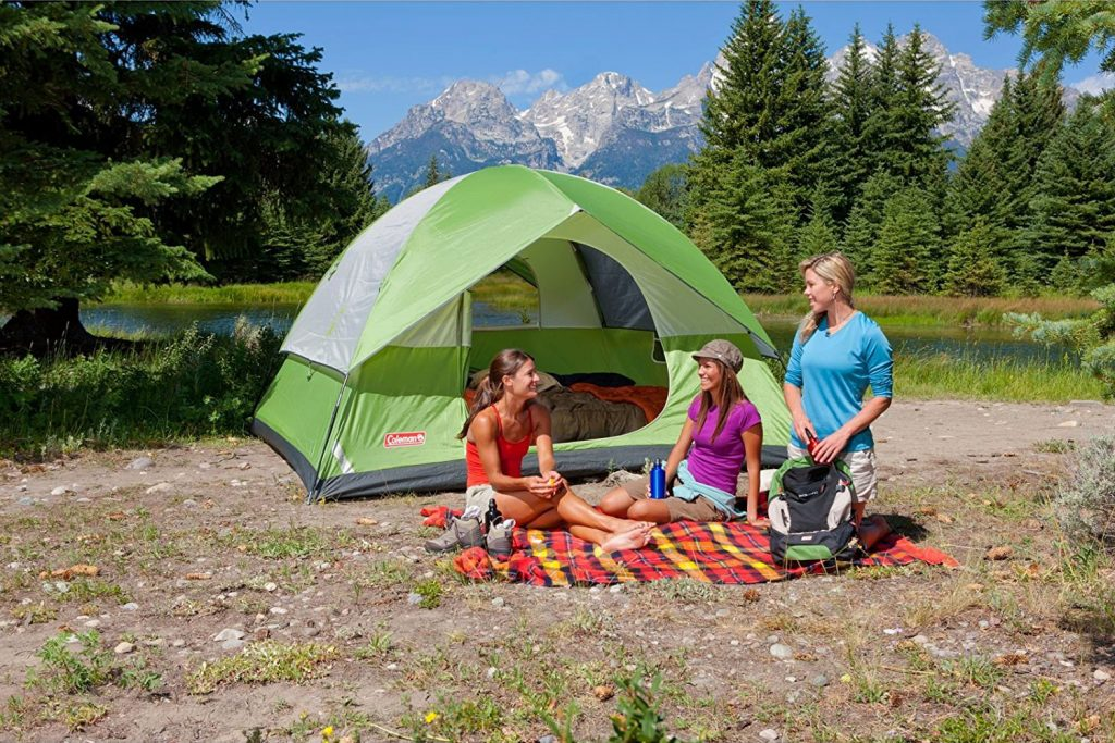 the best 6 person tent available