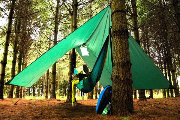 The Best Tarp Tent – A Lightweight Tarp For Backpacking or Camping