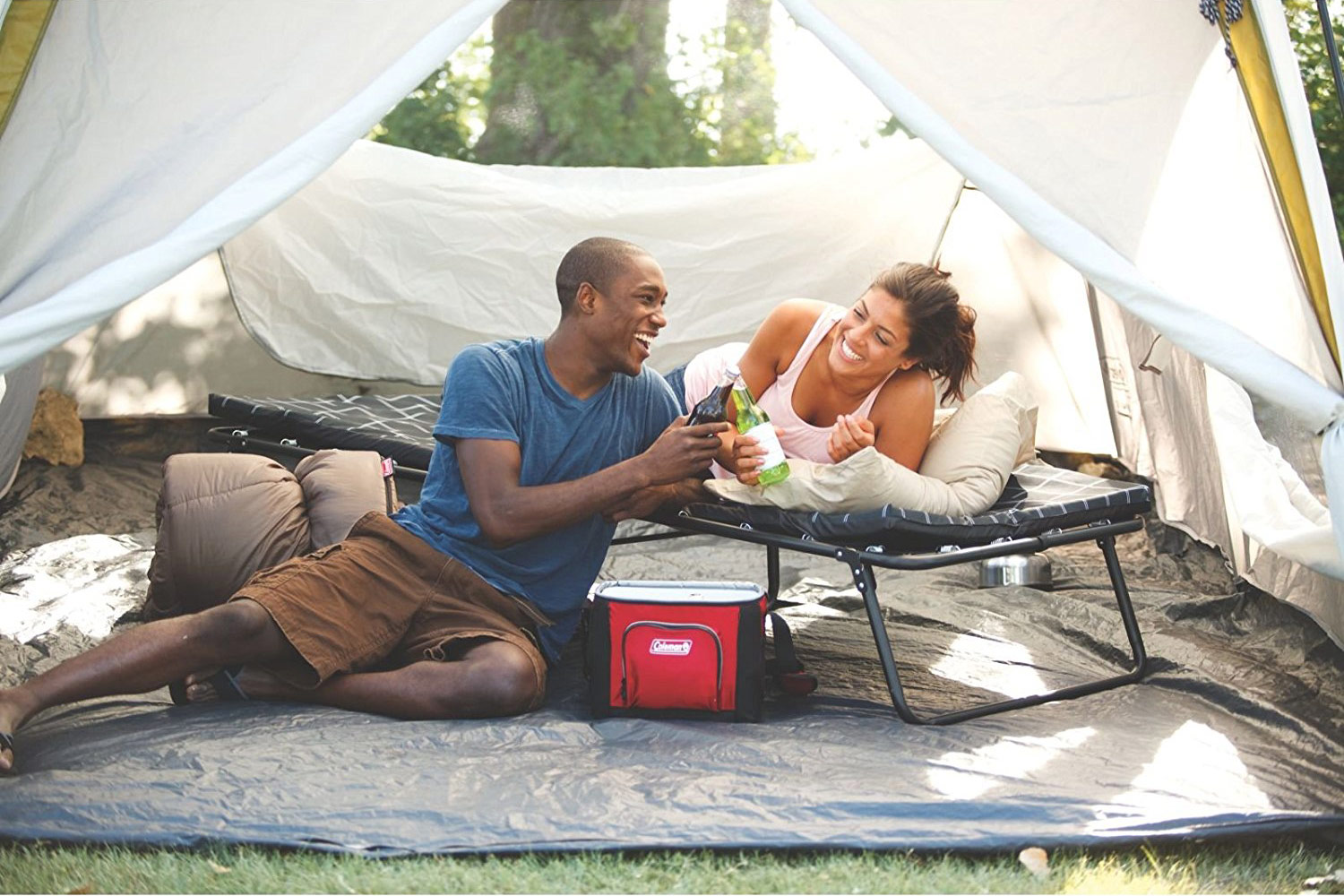 Best Camping Cot 5 Most Comfortable Camping Cot Options