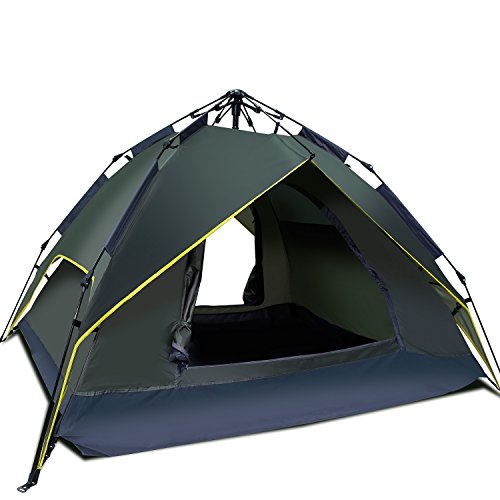 Argus Le Automatic C&ing Tent 2-3 Person u2013 Easy to put up and take down but not suited for 3  sc 1 st  Tent Buying Guide & Spread Out With The Best 3 Person Tent For 2018