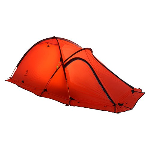 HILLMAN 2-Person 4-Season 20D Double Layer Silicone Ultralight High-altitude Outdoor C&ing Tent u2013 Great quality tents for cold weather and easy to erect  sc 1 th 225 & 5 Cold Weather Tents Reviewed: Which Will Keep You Warmest in Winter?