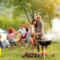 great places to camp out with the family