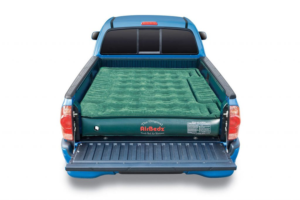 Airbedz truck air mattress