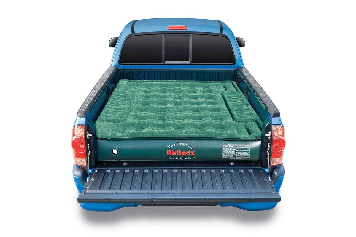 best truck bed mattress for a comfortable nights sleep. Black Bedroom Furniture Sets. Home Design Ideas