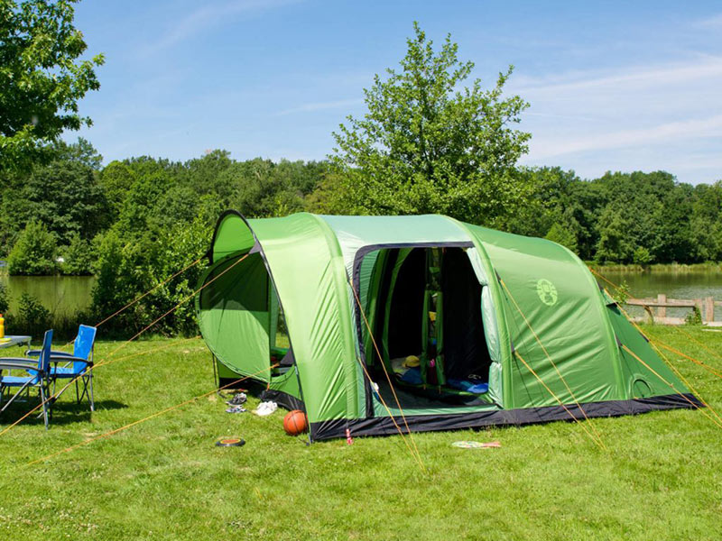 Coleman Inflateable family tent