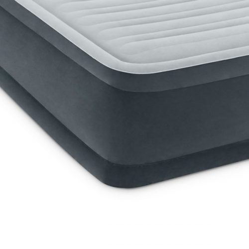 Corner of an air mattress