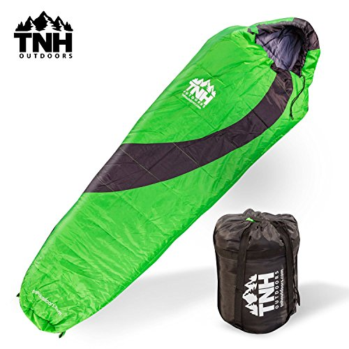 This Bag Is Described As A Three To Four Season Sleeping For Outdoor Camping With Zero Degree