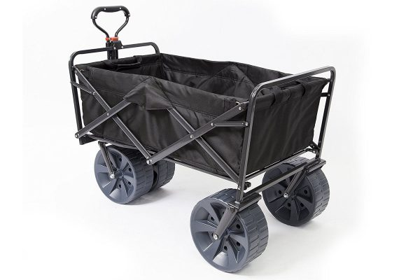 Best Folding Wagon For Hauling Camping Gear Around