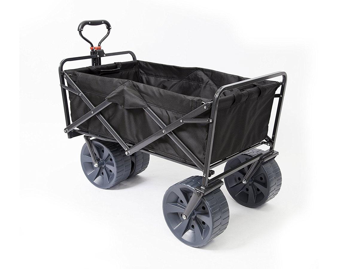 coleman folding wagon the wagon. Black Bedroom Furniture Sets. Home Design Ideas