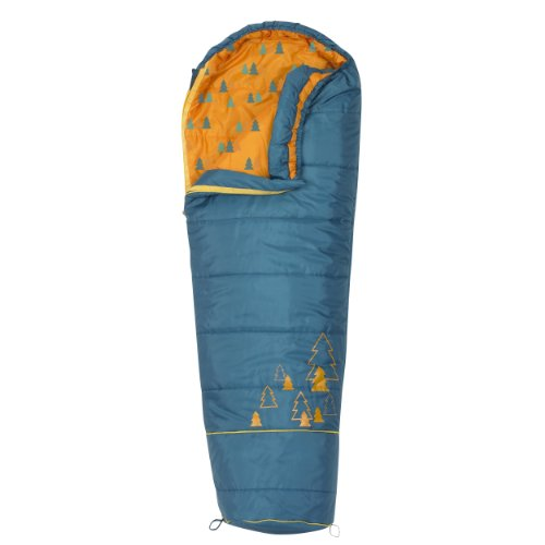 6cf6e23e4c5 Kelty Big Dipper 30 Degree Kids Sleeping Bag – Warm and comfortable and the  expanding foot section makes this the best sleeping bag for kids