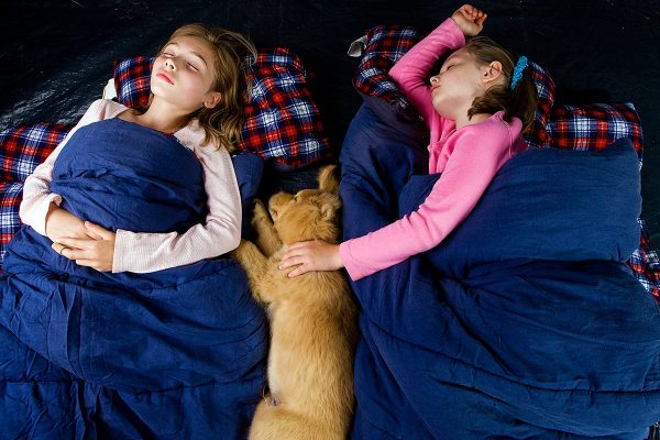 Best Sleeping Bags For Kids To Keep Them Warm While Camping