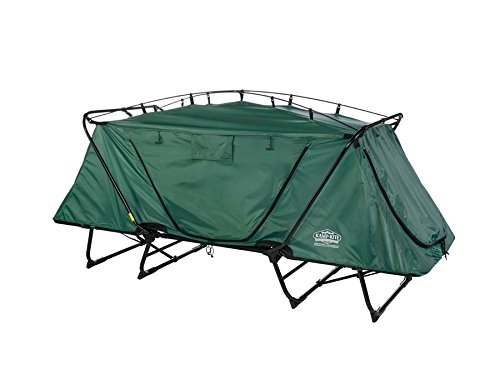 The K&-Rite oversize tent cot is a versatile all-in-one model designed to suit all c&ing situations. It can be used as a flat cot chair or lounge as ...  sc 1 th 197 & 3 Best Cot Tents For Camping Solo 3 Warm Off Ground Tent Options
