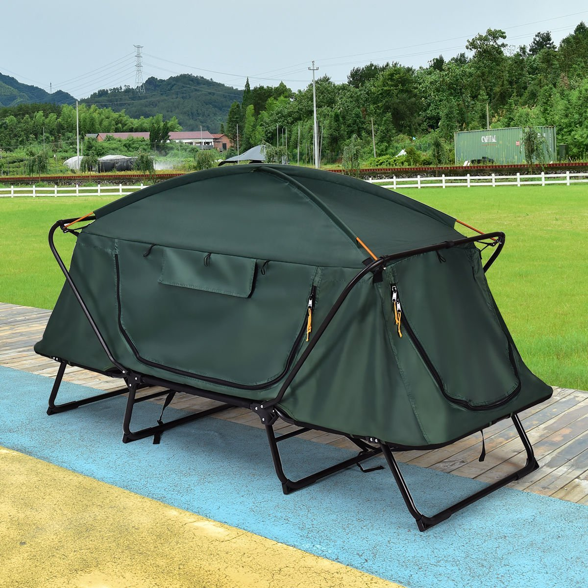 3 best cot tents for camping solo 3 warm off ground tent options