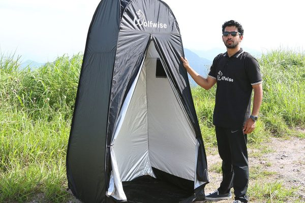 5 Pop Up Changing Tent Reviews For All Round Privacy Duties