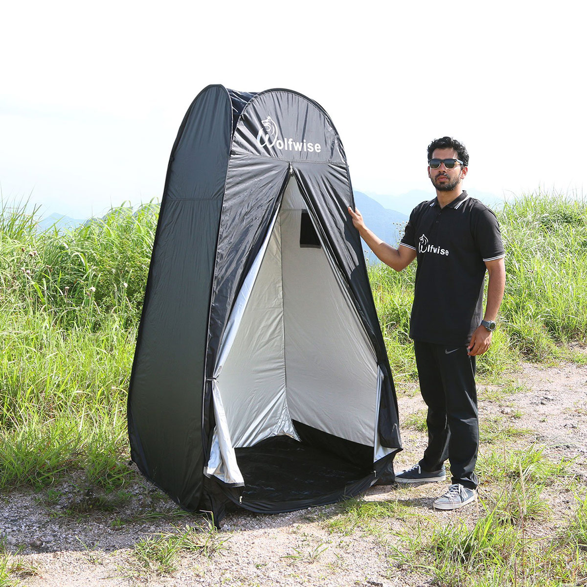 5 Pop Up Changing Tent Reviews For Privacy As A Toilet Or