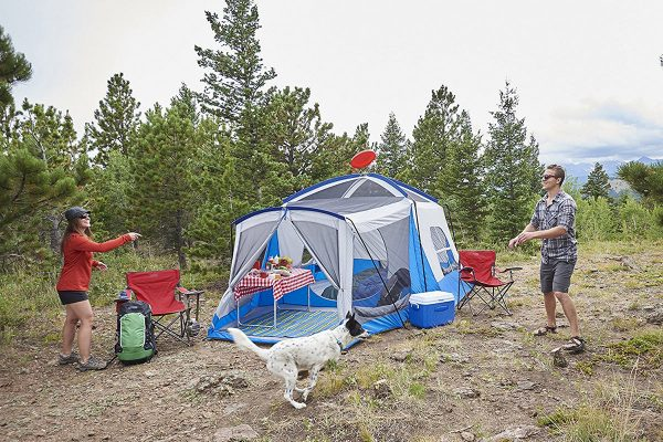 Looking For A Camping Tent With Screen Room? – 5 Great Options To Choose From
