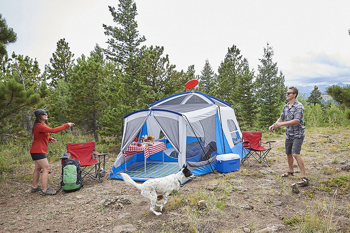 Looking For A Camping Tent With Screened Porch Here S 5