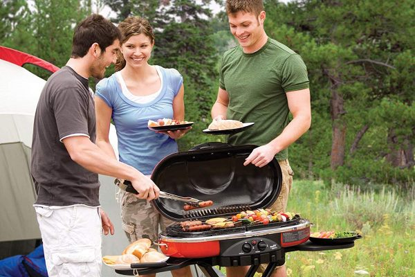 Best Camping Grill For Car Camping With The Family