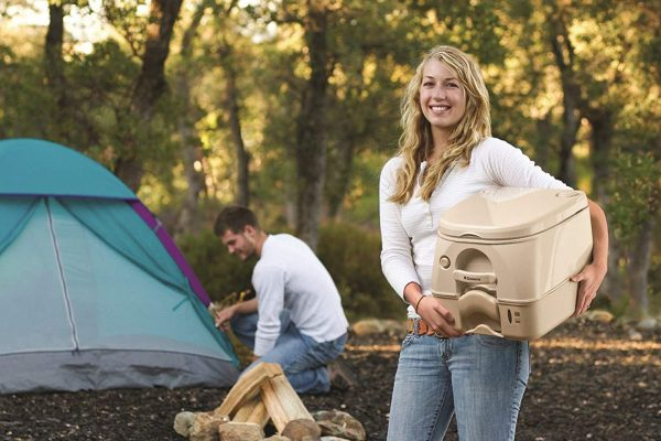Best Portable Toilet For Camping & Travel Anywhere